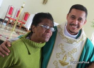 Celebração do 34º aniversário Padre Willis
