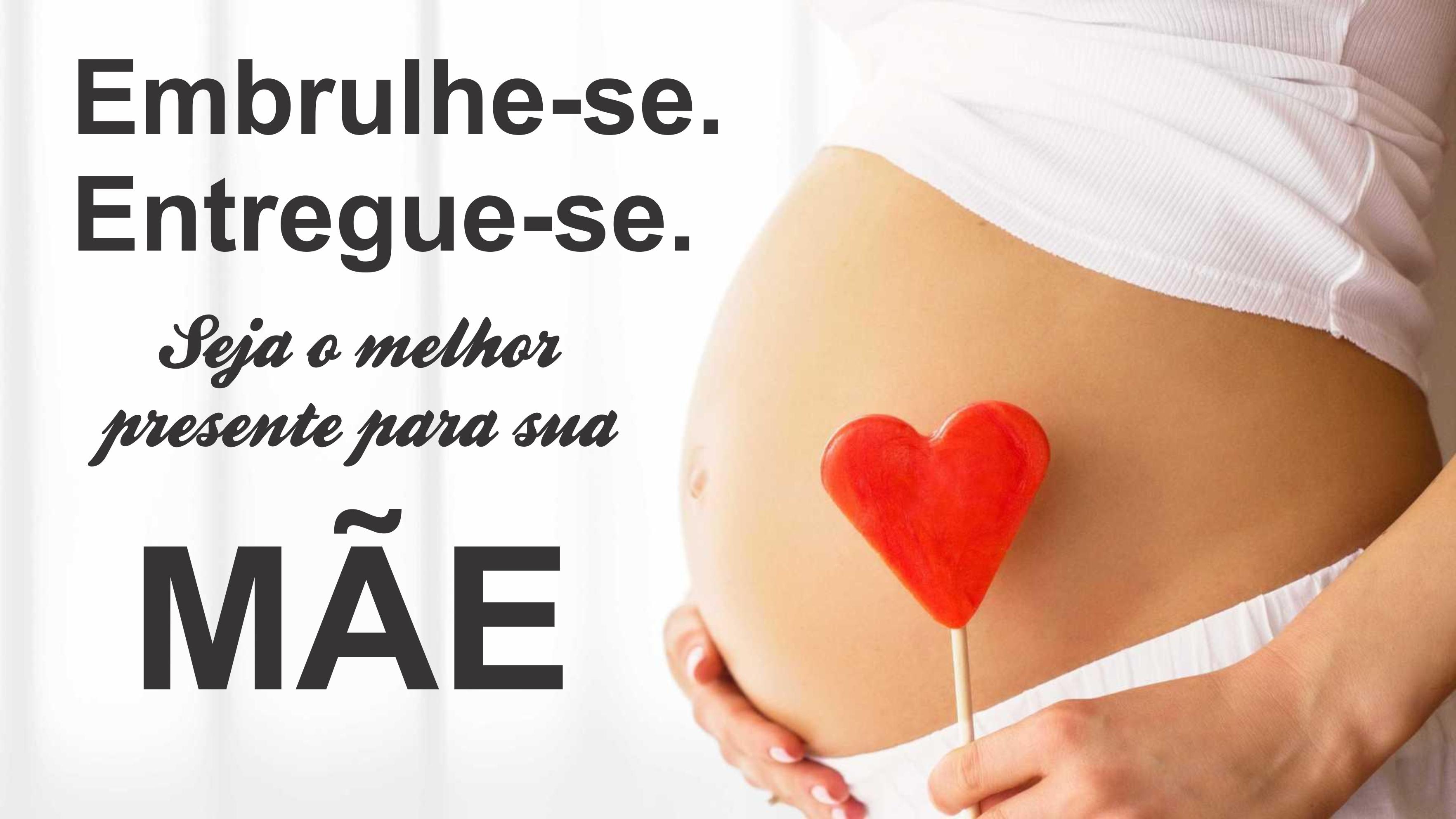 Mensagem do dia das Mães